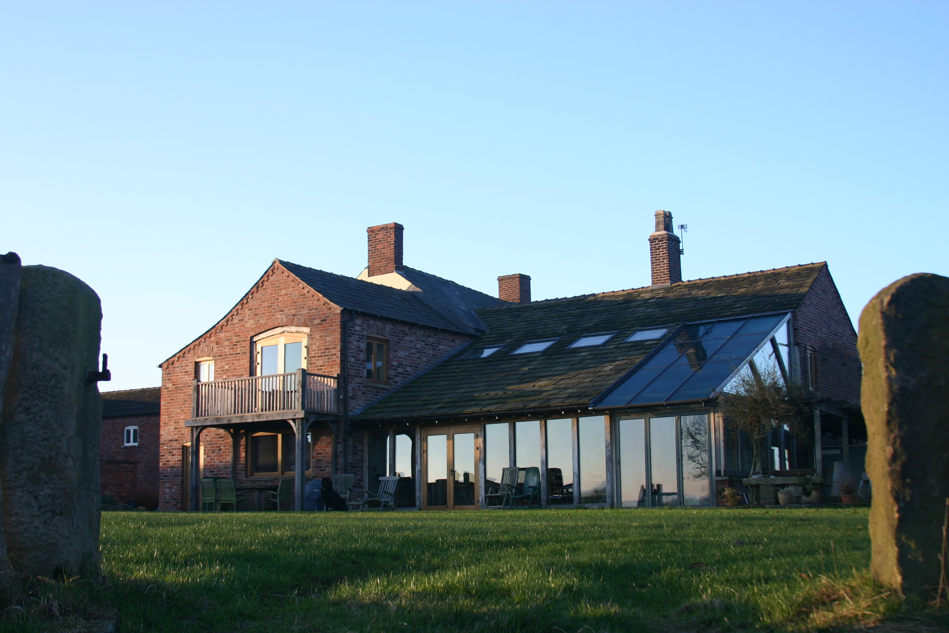 Bank Farm House